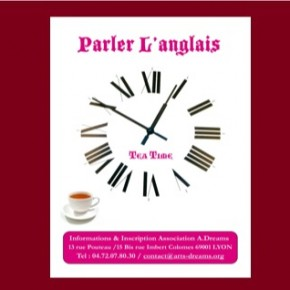 Cours de langue anglais - TEA TIME